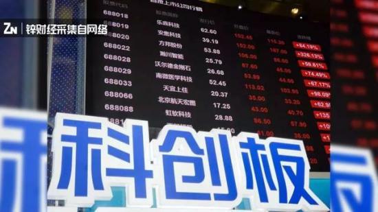 最高暴涨520%!诞生首个千亿市值股!科创板259天狂奔之路