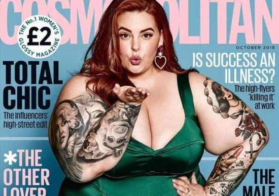 在消费女性身材焦虑上,大码女装和BM风没有本质区别